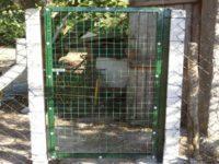 çit kapıları