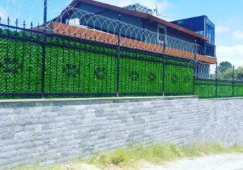 Çim çit (dekora çit)