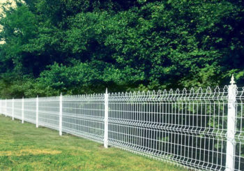 Panel çit sistemleri